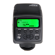 唯卓 JY610C 佳能TTL自动测光闪光灯单反6d 60D 5D2/3 70D机顶闪外拍灯  迷你小巧便携