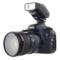 唯卓 JY610C 佳能TTL自动测光闪光灯单反6d 60D 5D2/3 70D机顶闪外拍灯  迷你小巧便携产品图片2