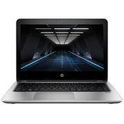 惠普 Probook 430 G4 13.3英寸轻薄商务笔记本(i7-7500U 8G 1T FHD 指纹识别 Win10)银色