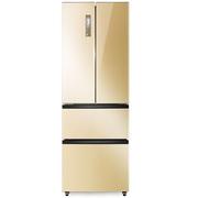 海信 BCD-321WT/Q 321升 多门冰箱 风冷无霜 电脑控温 节能静音 大冷冻力 经典法式四门冰箱