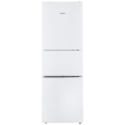 西门子  BCD-232(KG23N111EW) 232升 三门冰箱 组合冷冻(白色)