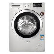 倍科 EWCV 8632 BSI 8公斤变频滚筒洗衣机 进口电机 LED显示屏 低噪音 16种洗涤模式(银色)