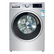 博世  WAU287680W 9公斤 变频 滚筒洗衣机 LED显示 触摸控制 活氧除菌 (银色)