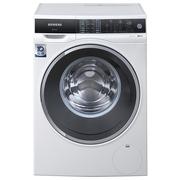 西门子  WM14U5C00W 9公斤 变频  滚筒洗衣机  LED显示  触摸控制  智能除渍  (白色)