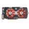 影驰 GTX 1050Ti GAMER 1366(1480)MHz/7GHz 4G/128Bit D5 PCI-E显卡产品图片1