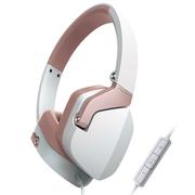先锋 SEC-MJ101-W 立体声通话手机耳机 白色