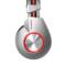 西伯利亚 K5 USB头戴式发光带麦克风电脑电竞游戏耳机 铁灰色产品图片2