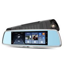 捷渡 S610 行车记录仪 双镜头 1080P高清电子狗智能后视镜导航一体机倒车影像(单镜头版)产品图片主图
