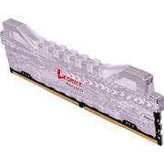 阿斯加特 雷赤系列灯条 DDR4 8GB 2400频率 台式机内存 白灯呼吸