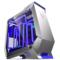 金河田 银狐 水冷游戏机箱 (ATX/钢化玻璃全侧透/双U3/支持360水排)产品图片1