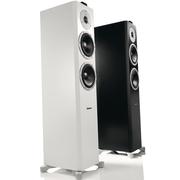 丹拿 悠悦Xeo 6 来自丹麦的无线HiFi落地音箱 缎白色(一对,需另配Hub/Connect使用)
