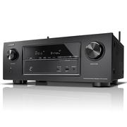 天龙 AVR-X3300W 音响7.2声道 AV功放机 杜比全景声 /DTS:X/4K/蓝牙/WI-FI/Hi-res音频 黑色