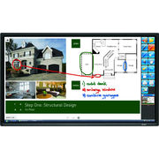 夏普 PN-L602B 60英寸4K安卓智能触摸一体机交互式会议电子白板 商业显示 平板液晶电视 教学 工程