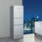西门子  BCD-274W(KG28UA290C) 274升 混冷无霜 三门冰箱 零度保鲜 LED内显(银色)产品图片3