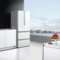 西门子  BCD-484W(KM48EA20TI) 484升 变频混冷无霜 多门冰箱 LED显示(白色)产品图片3