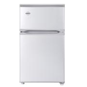 晶弘 BCD-78L/现代银 78升迷你家用两门节能静音冰箱