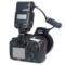 唯卓 JY-670C 佳能环闪灯TTL自动测光 口腔环形微距闪光灯 适用于佳能相机产品图片2