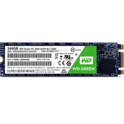 西部数据  Green系列 240G M.2接口 固态硬盘(S240G1G0B)