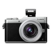 松下 Lumix DMC-GF9 无反相机(银色)