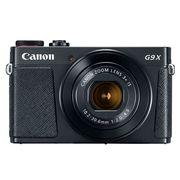佳能 PowerShot G9 X Mark II 数码相机 黑色