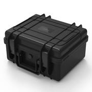 ORICO  PSC-L20 硬盘盒保护箱军工三防硬盘保护盒20粒3.5英寸 黑色