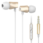 先锋 CL32S强劲重低音三键线控 入耳式手机耳机 金