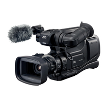 JVC JY-HM85ACH  肩扛式婚庆/会议高清摄录一体机(黑色)产品图片主图