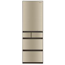 松下 NR-EC43VG-N5 405升变频风冷多门冰箱 自动制冰 银离子抗菌脱臭产品图片主图
