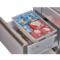 松下 NR-EC43VG-N5 405升变频风冷多门冰箱 自动制冰 银离子抗菌脱臭产品图片4