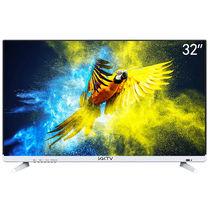 KKTV K32W 32英寸64位平板液晶智能电视机(黑色)产品图片主图