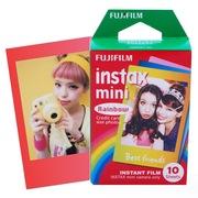 富士 instax mini彩虹相纸(100张)