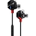 FIIL Carat 运动入耳式蓝牙耳机 陶瓷黑 智能语音搜歌 智能计步 IP65防水 佩戴舒适不易掉