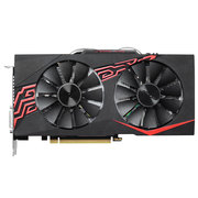 华硕 GTX1060-O6G-GAMING 1569-1784MHz 6G/8GHz GDDR5 PCI-E3.0显卡