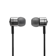 爱科技AKG K374U 入耳式耳机 线控澳门金沙网上娱乐场耳机 HIFI音乐耳机 带麦克风话筒 银色