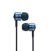 爱科技AKG K374U 入耳式耳机 线控手机耳机 HIFI音乐耳机 带麦克风话筒 蓝色