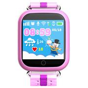 智力快车 S8Plus 触屏儿童定位手表电话 培养小天才儿童智能电话手表学生男女孩防水穿戴 红色