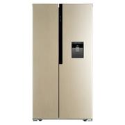 韩电 BCD-498WEJD 498升对开门大冰箱 冷藏冷冻电脑控温风冷无霜 (金色灵动)