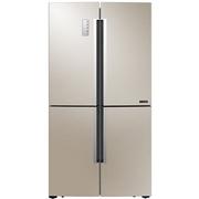 容声 BCD-633WKK1FPMA 633升 十字对开门冰箱 智能WIFI 纳米杀菌保湿 矢量双变频 风冷无霜(伯雅钢)