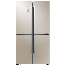 容声 BCD-633WKK1FPMA 633升 十字对开门冰箱 智能WIFI 纳米杀菌保湿 矢量双变频 风冷无霜(伯雅钢)产品图片主图