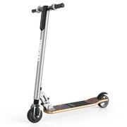 新日 电动滑板车 成人电动车折叠自行车代驾 轻便代步车 神秘黑 续航35公里左右 银色 25公里