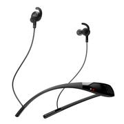 JBL V100NXT 黑色  颈圈入耳式主动降噪 无线蓝牙音乐耳机
