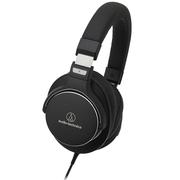 铁三角 ATH-MSR7NC 便携式耳机降噪 通话 黑色