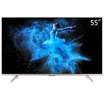 KKTV U55W 55英寸4K HDR 液晶平板智能电视机(香槟金色)产品图片主图