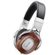 天龙 AH-MM400 旗舰款高品质HIFI支持线控便携头戴式耳罩式耳机 实木色