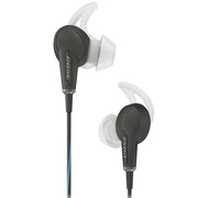BOSE QC20有源消噪耳机 黑色-For Apple