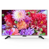 康佳 LED39E330C 39英寸 高清窄边液晶平板电视(黑+银)产品图片主图