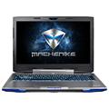 机械师 F117-F6 15.6英寸游戏本电脑(i7-6700HQ 8G 240G SSD GTX1060M 6G独显 FHD 背光键盘)