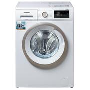 西门子  XQG70-WM10N0600W 7公斤 变频 滚筒洗衣机 静音 防过敏程序 一键自清洁(白色)