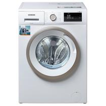 西门子  XQG70-WM10N0600W 7公斤 变频 滚筒洗衣机 静音 防过敏程序 一键自清洁(白色)产品图片主图