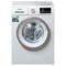 西门子  XQG70-WM10N0600W 7公斤 变频 滚筒洗衣机 静音 防过敏程序 一键自清洁(白色)产品图片1